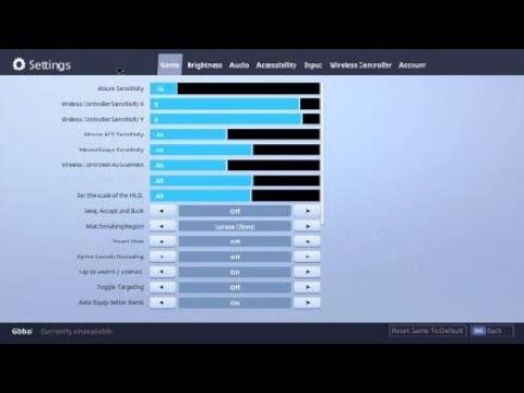 best console building settings keybind settings for mouse and keyboard fortnite battle royal building battleroyale - best building settings fortnite ps4