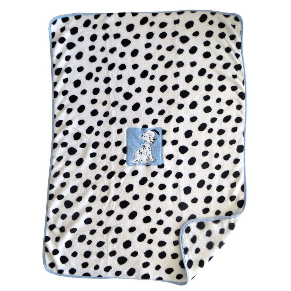 Disney 101 Dalmatians Baby Blanket 30 X 40 Disney 101 Dalmatians Dalmatian 101 Dalmatians