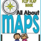 Get ready to have your students hone in on those map skills as they complete this All About Maps Flip-Flap Book! Included in this unit is: * 1 M-...
