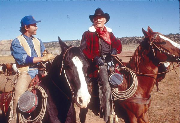 Did You See How Leathery He Was He Was Like A Saddlebag With Eyes City Slickers City Slickers Movies Old Movies