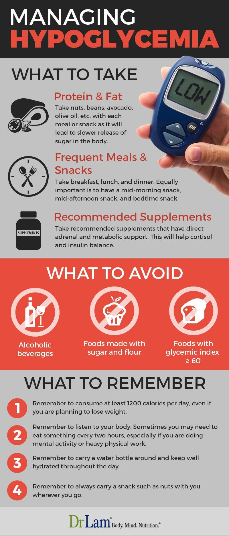 Hypoglycemia Meal Plan: Create A Practical Menu For