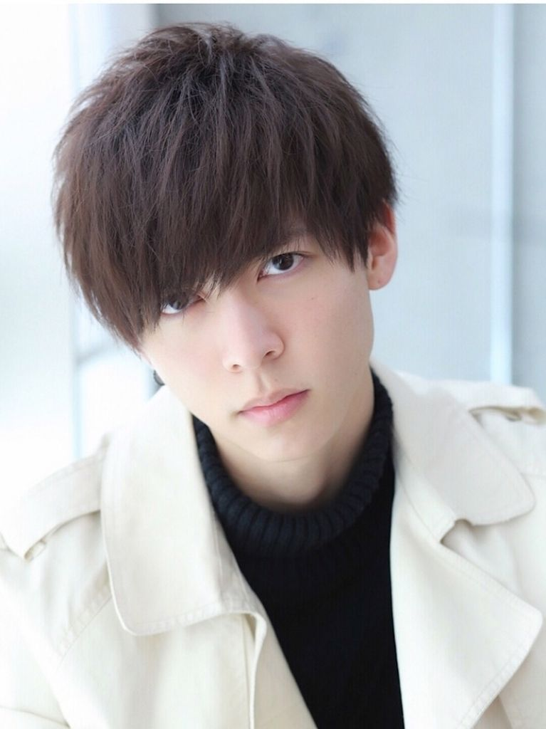 Lipps Mens Hairstyle throughout メンズ ストレート 髪型