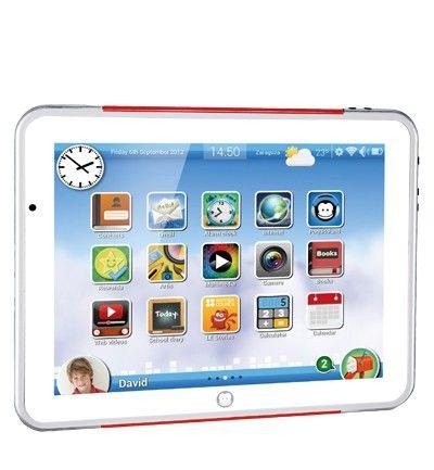 Superpaquito La Tablet Para Niños De Imaginarium Niños Tablets Educacion