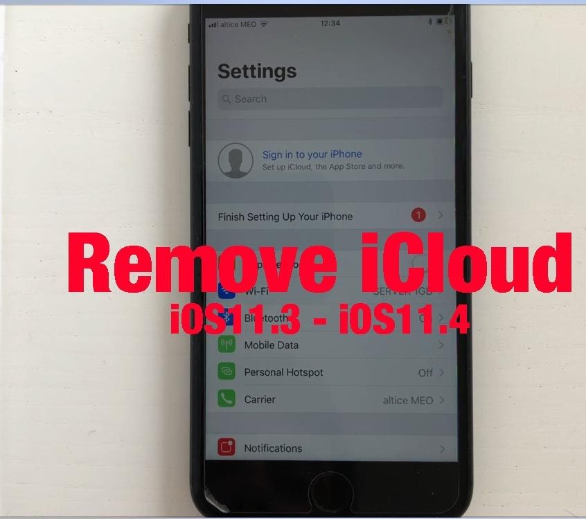 Remove icloud without password iCloud Unlock Tools | free tools in