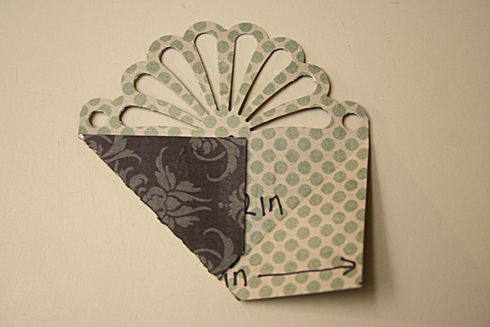Bookmark Instructions : Gallery : A Cherry On Top   Paper Crafts 4   Marcadores de esquina ...