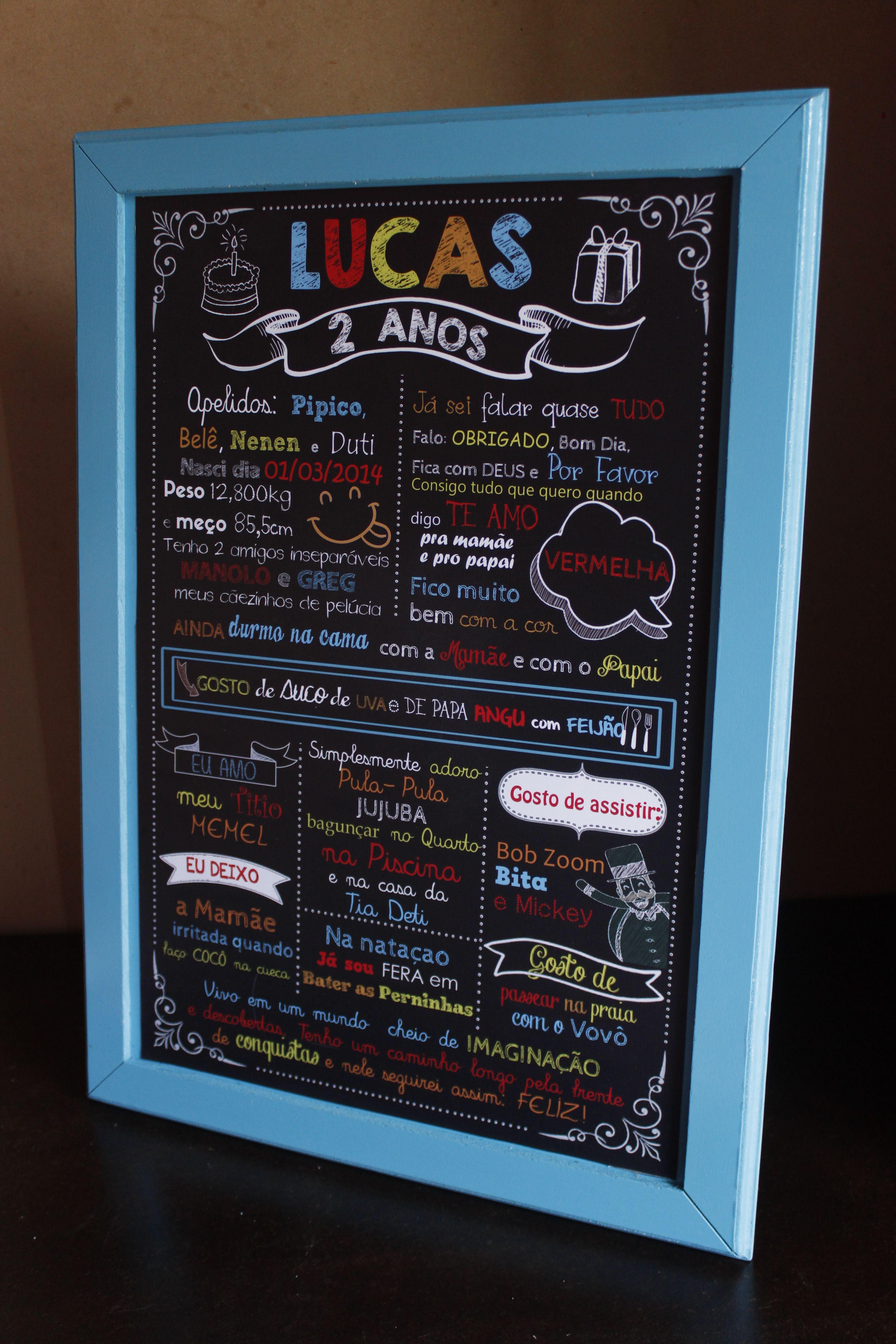 Chalkboard Mundo Bita Com Imagens Dormindo