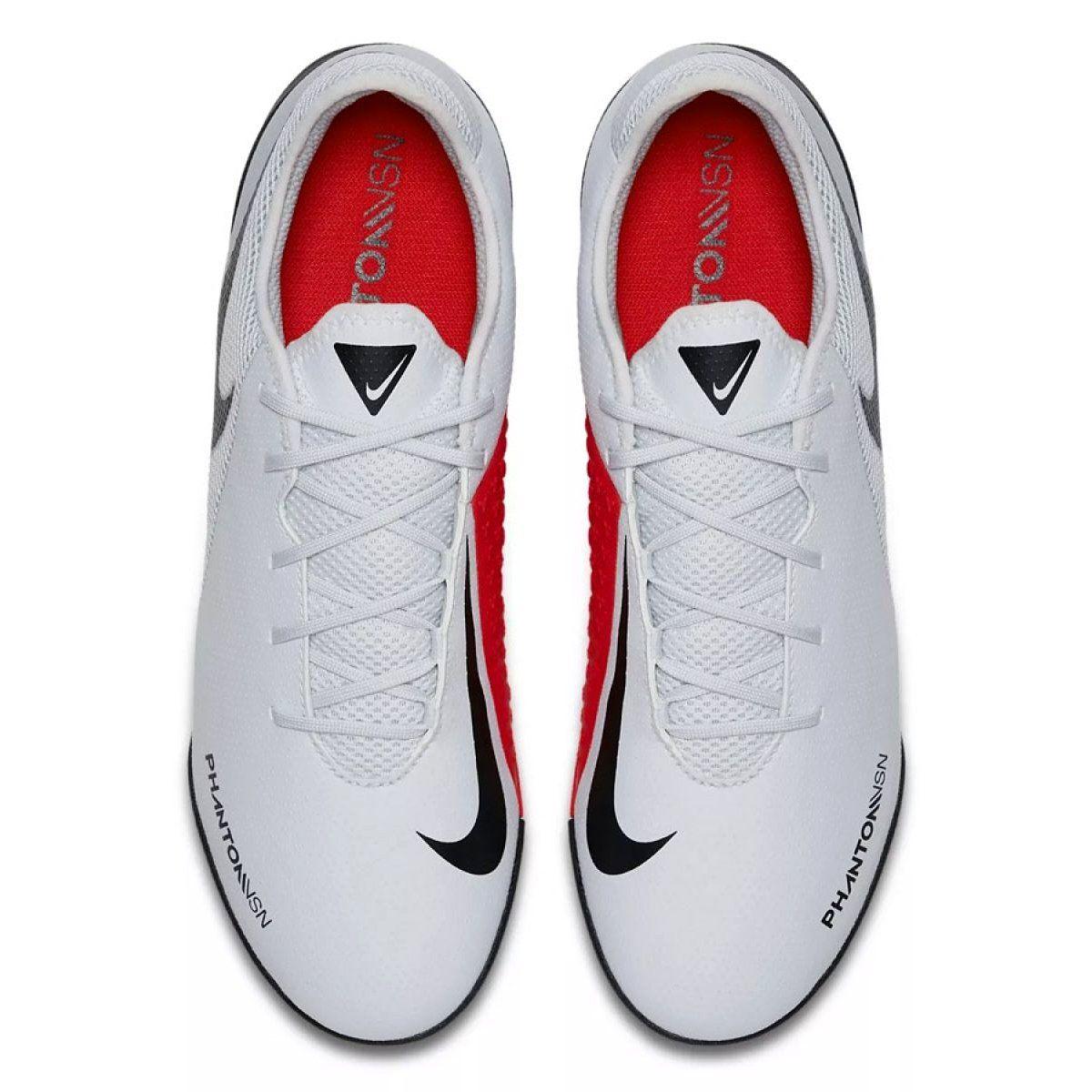 Buty Pilkarskie Nike Phantom Vsn Academy Tf M Ao3223 060 Biale Wielokolorowe Football Shoes Nike Nike Shoes