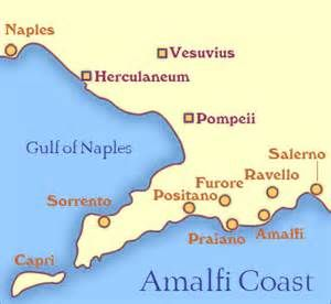 Map Of Italy Showing Sorrento Italy Yahoo Search Results