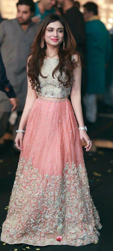 Pin by Ayesha on Dresses   Pinterest   Pakistani bridal dresses, Gq ...