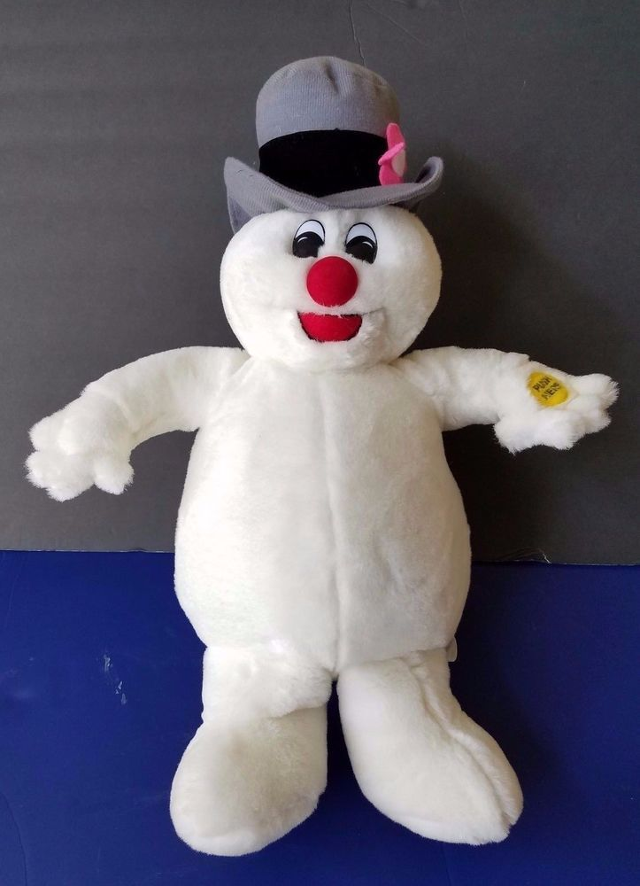 Dancing Frosty The Snowman : dancing, frosty, snowman, Gemmy, Frosty, Snowman, Musical, Animated, Singing, Dancing, Plush, Christmas,, Dolls,, Snowmen