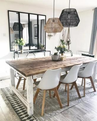 Salle à manger : 16 idées pour laménager