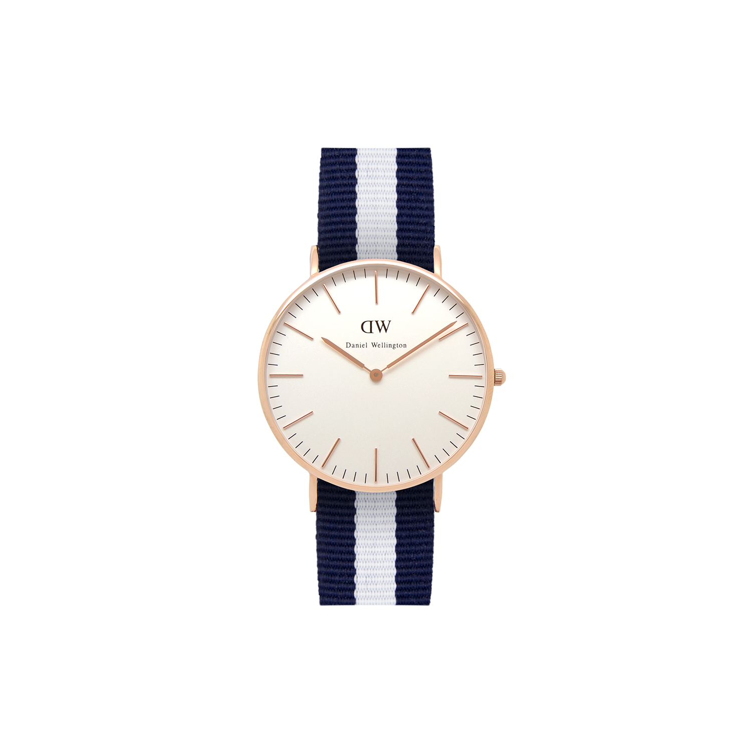 Men S Classic Glasgow Watch In Rose Gold By Daniel Wellington Daniel Wellington Wellington Daniel Wellington Uhr