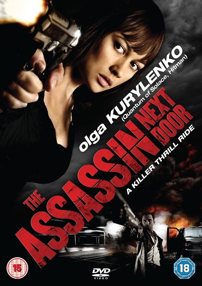 The Assassin Next Door Dvd Amazon Co Uk Olga Kurylenko Dvd