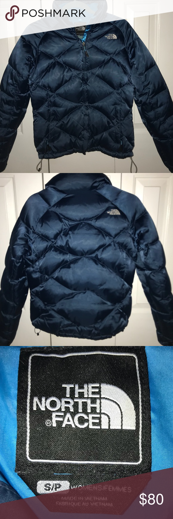 Women S North Face Bubble Jacket Navy Blue Puffer Jacket Great Condition No Rips Or Holes Size S Smoke North Face Bubble Jacket Jackets Blue Puffer Jacket [ 1740 x 580 Pixel ]
