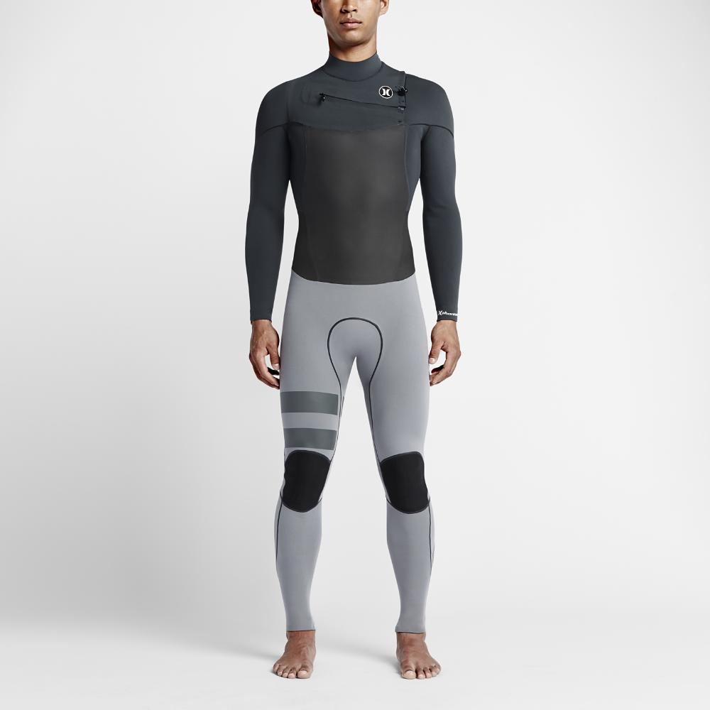 4e1c56308743c Hurley Phantom 303 Fullsuit Men's Wetsuit Size Medium Short (Black) -  Clearance Sale Nike
