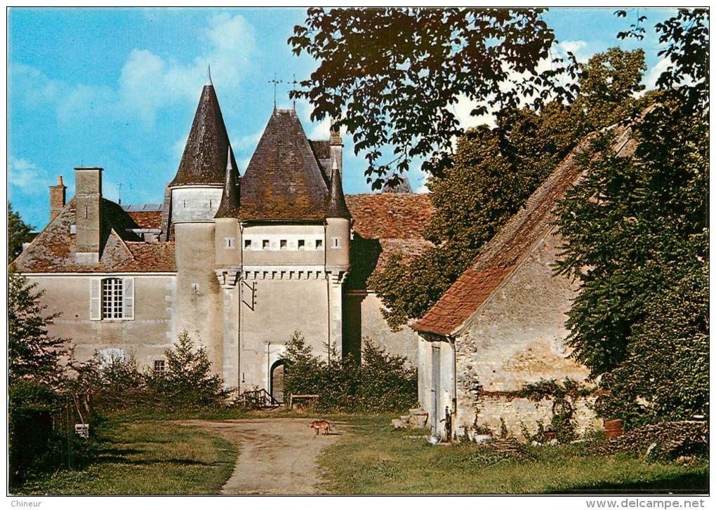 Lignieres chateau - Delcampe.net