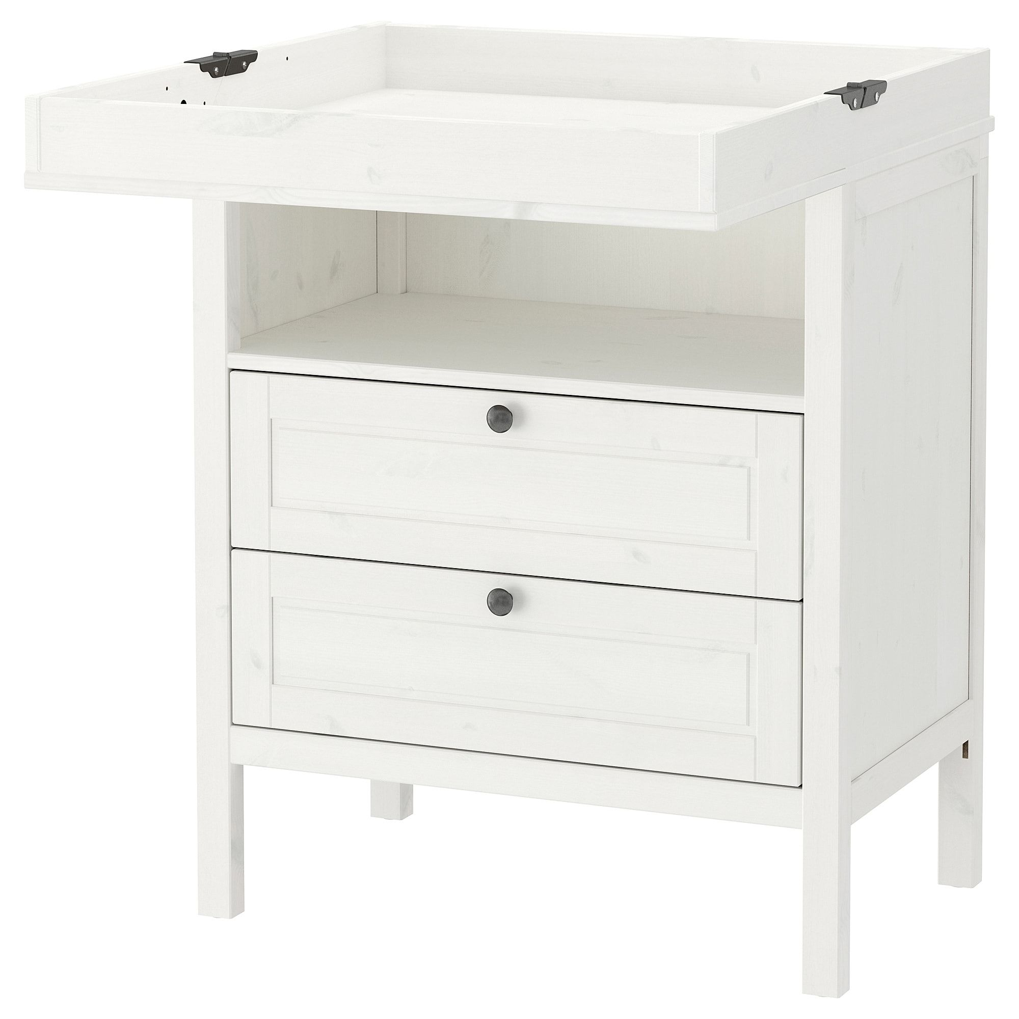 Sundvik Changing Table Chest White Ikea Baby Changing Tables Changing Table Baby Changing Table