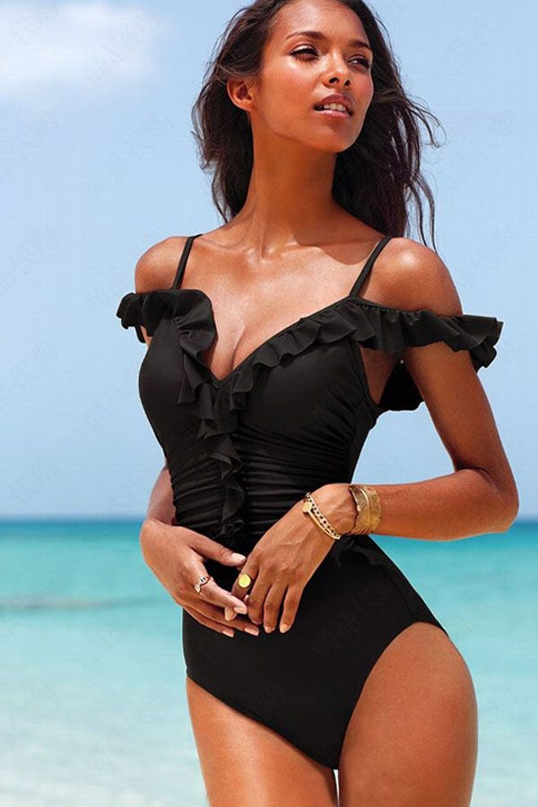 10 Cute One-Piece Bathing Suits For Spring Break