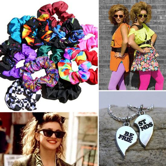 47 Trends Every 80s And 90s Girl Remembers 80s 90s Fashion