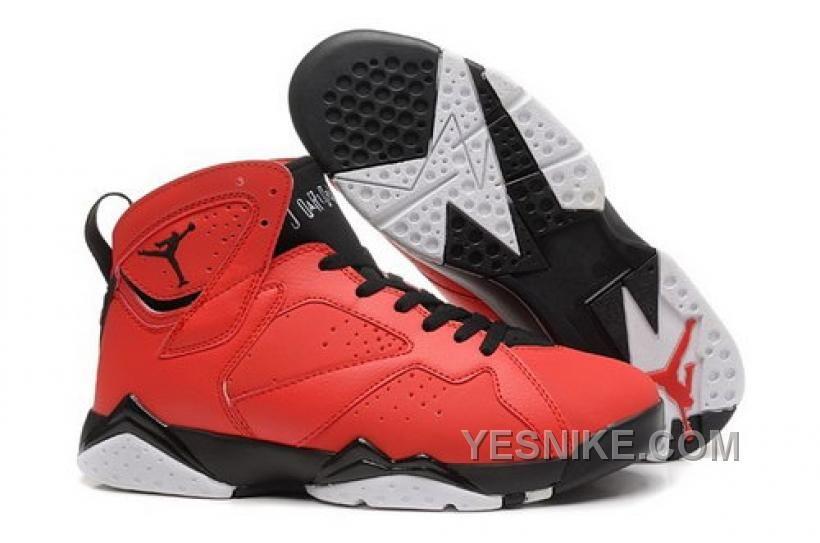 réduction populaire Nike Air Jordan 7 Chaussures Hommes Rétro confortable wiki jeu PC0OFYsO