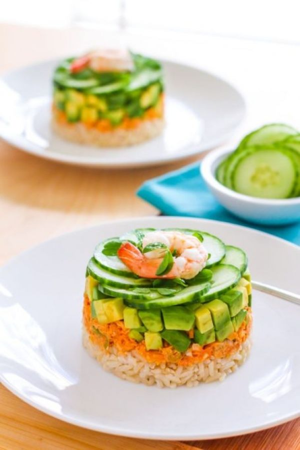 Coconut Red Curry Salmon Towers – Raincoast Trading
