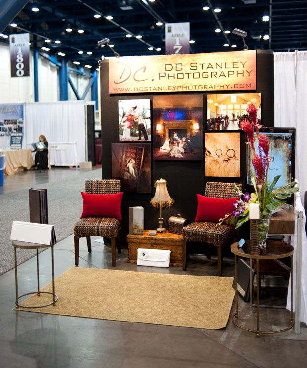 Ideas For Trade Show Booths Photographers