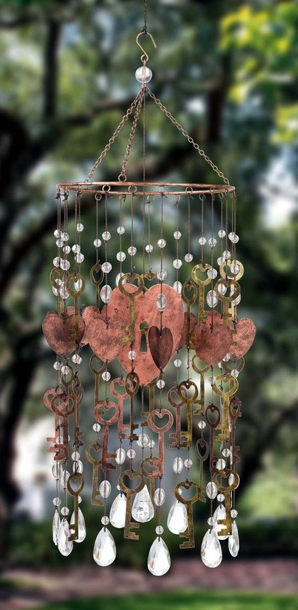 40 Diy Wind Chime Ideas To Try This Summer Bored Art Wind