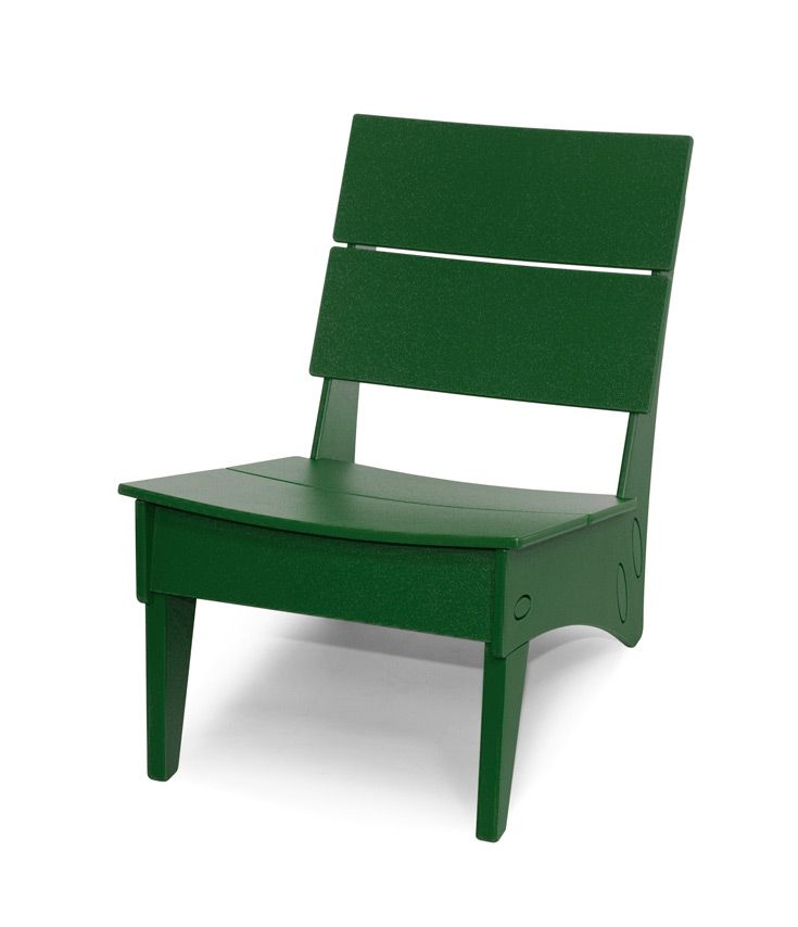 Loll Designs Vang Lounge Chair Made From 100 Recycled