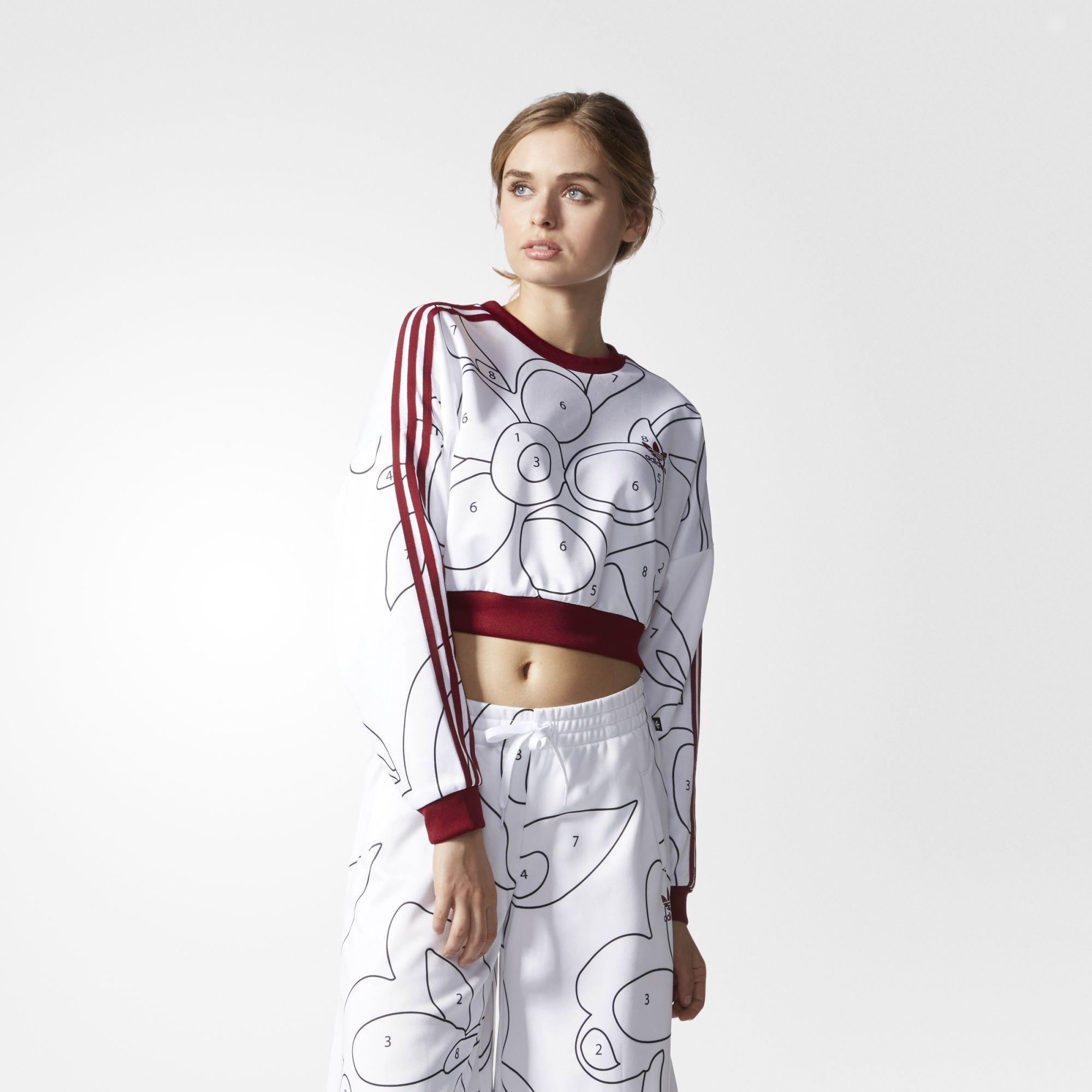 Ora Ora Mujer Sport Sudadera Adidas Adidas Multicolor Ay7133 Rita qExC1ZCw
