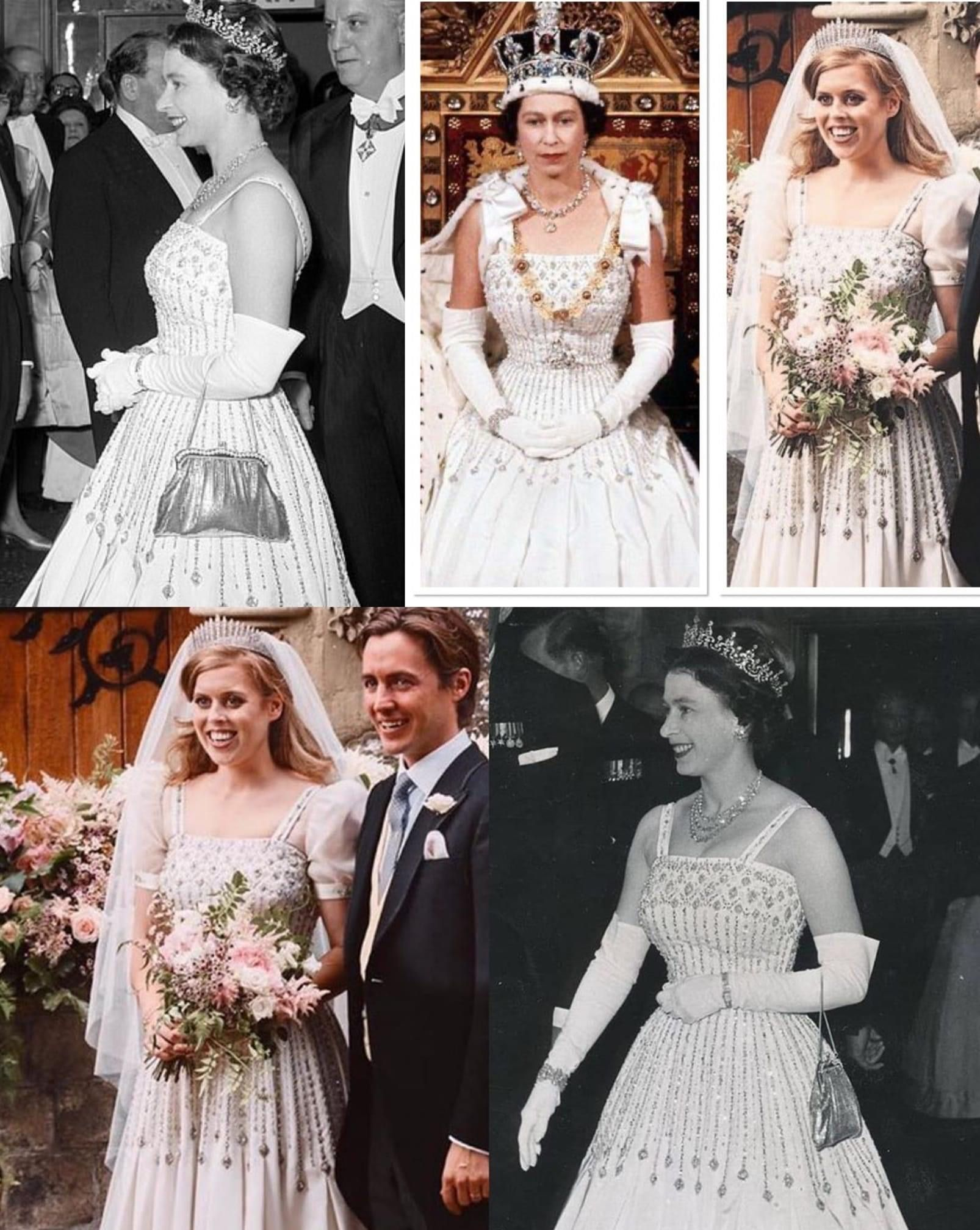 Pin By Jackie Bamford Martin On The Royal Family Princess Beatrice Wedding Wedding Dresses Lace Royal Weddings [ 2015 x 1606 Pixel ]