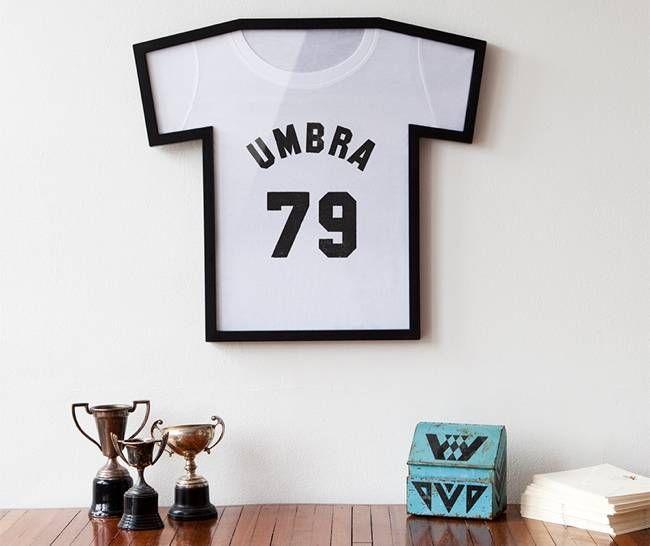 A Frame Shaped Like A T Shirt By Umbra 40 T Shirt