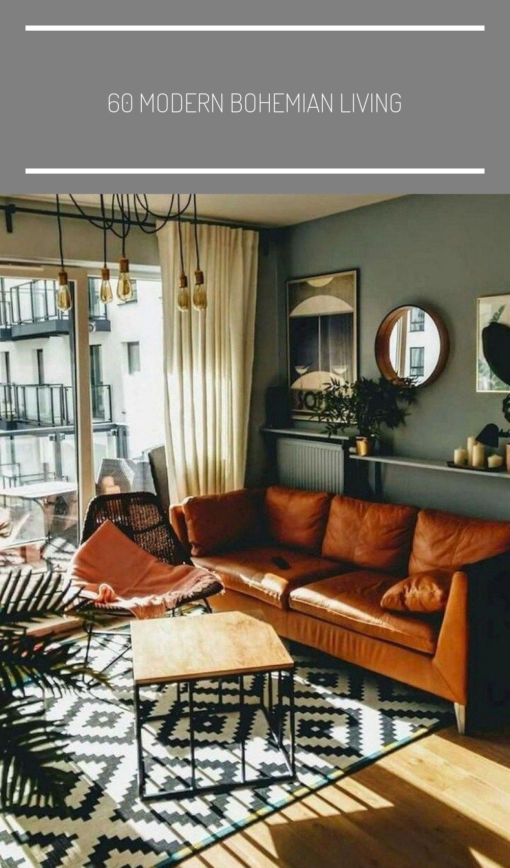 60 Modern Bohemian Living Room Inspiration Ideas 29 Design And Decoration Boholivingroom Boho Apa Living Room Green New Living Room Living Room Inspiration