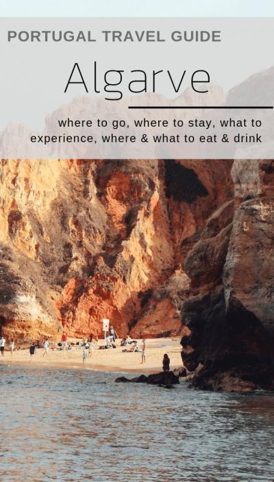 Algarve Travel Guide, Portugal #visitportugal