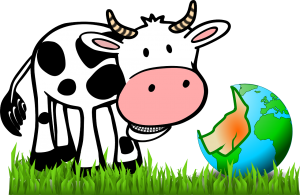Unsere Ernährung beeinflusst die Umwelt – oder – Noch ein Argument für Vegetarismus