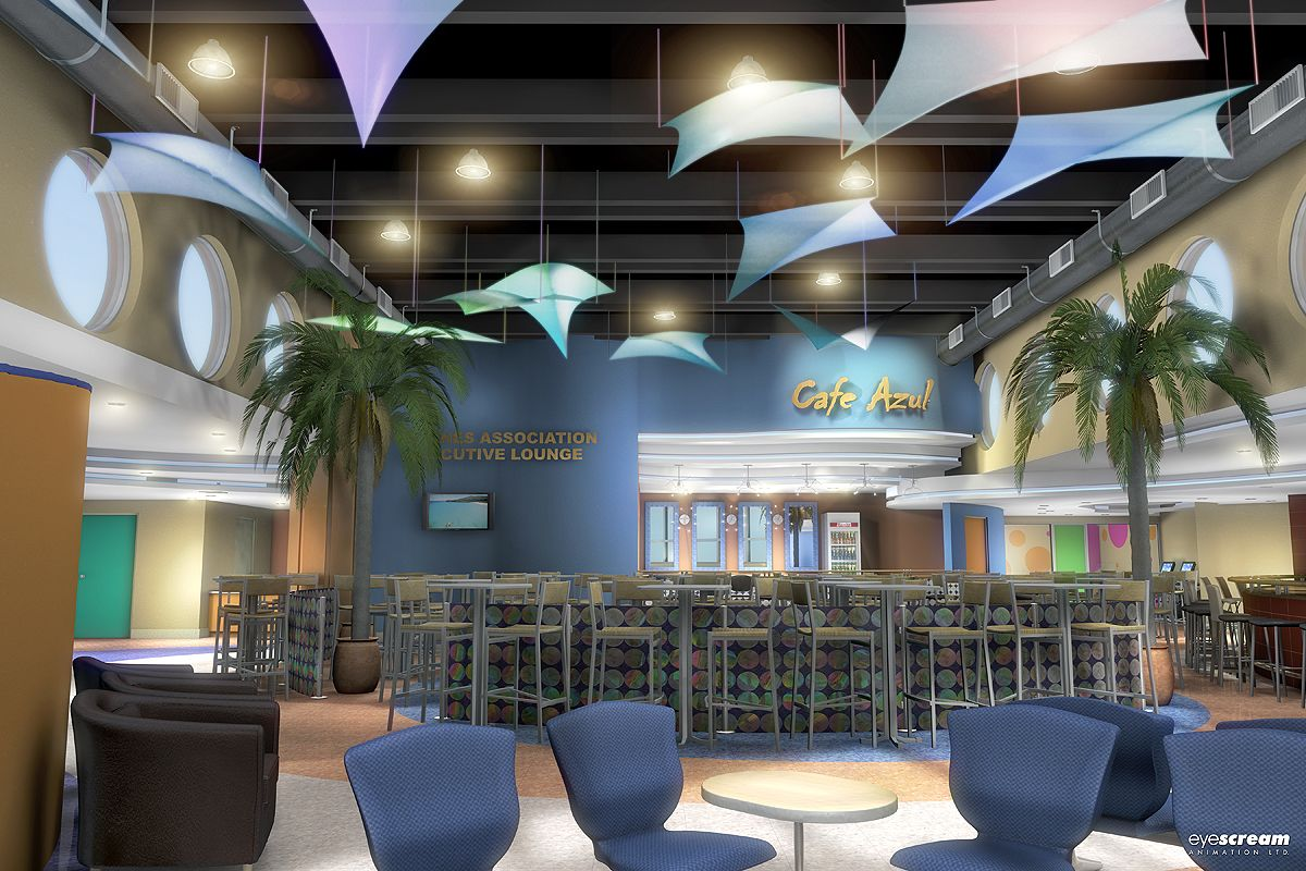 Barbados Airport Lounge | Travel/Airport Lounges/Food Service IND ...