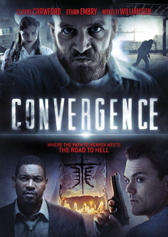 DVD & Blu-Ray: CONVERGENCE (2015)
