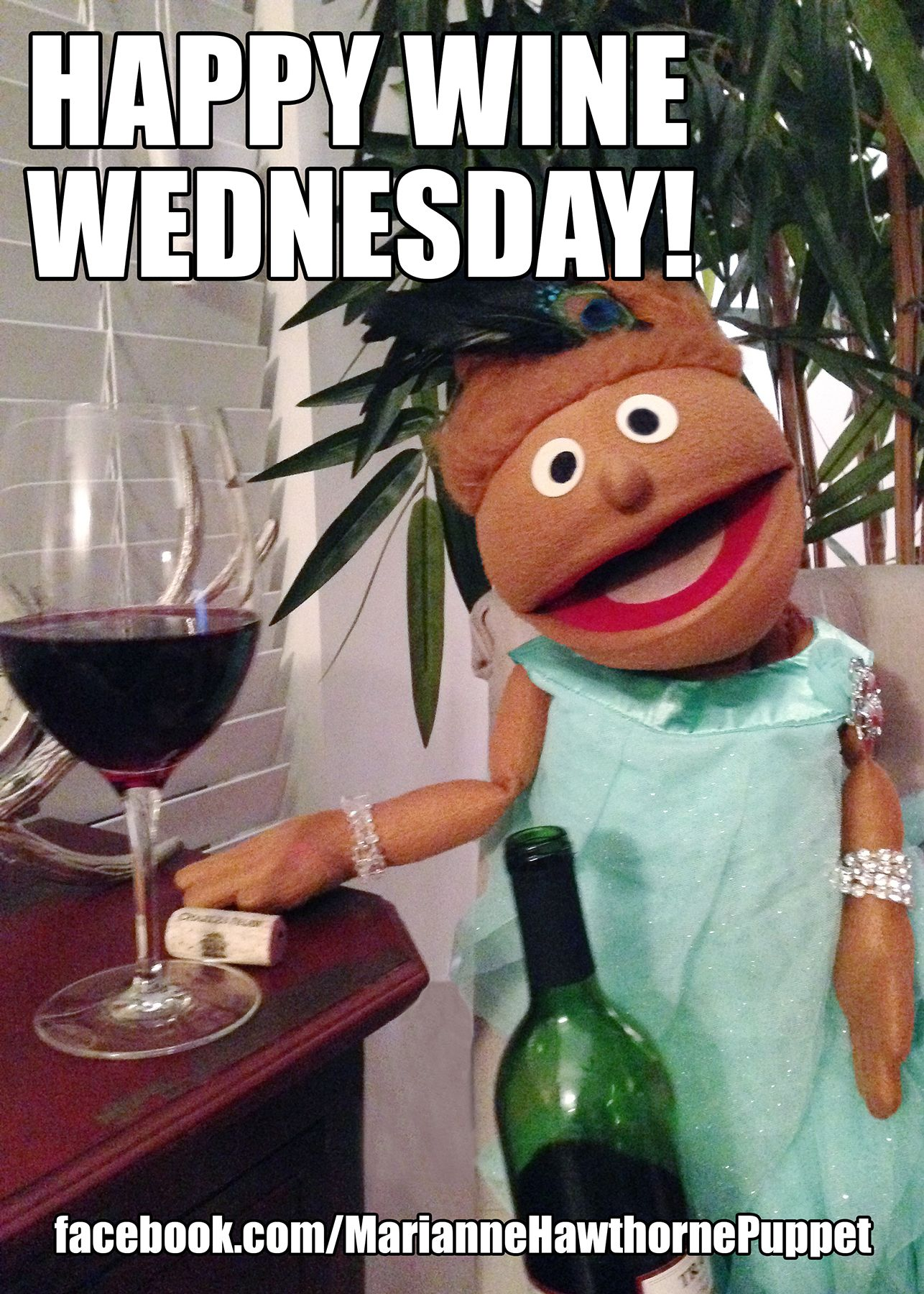883cf6411fe1bc8b3c60009f83de87da happy wine wednesday! meme funny red wine white wine comedy,Wine Wednesday Meme