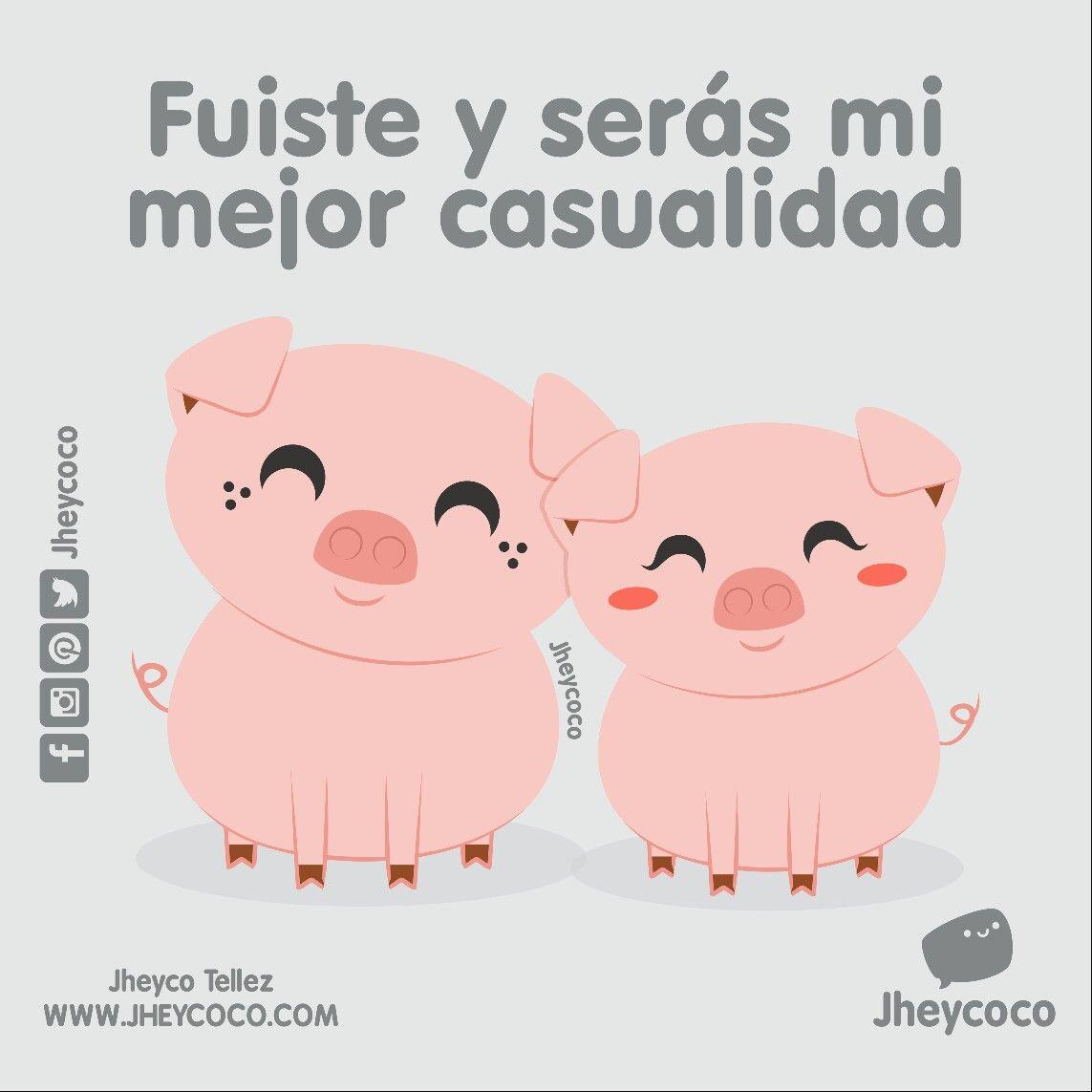 Jheycoco Humor Cute Ilustracion Kawai Tierno Kawaii
