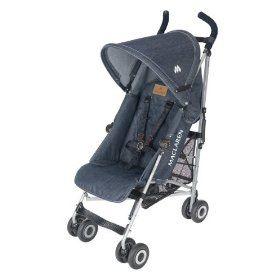 Maclaren Quest Sport Stroller, Limited Edition, Denim.  List Price: $250.00  Savings: $1.12
