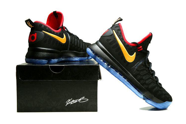 af50cc632e02 Nike-KD-9-Gold-Medal-Dark-Obsidian-Metallic-Gold-3