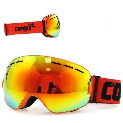 masque ski protection