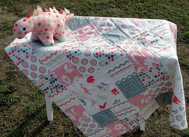 a Quilt for Macey by Swede-Heart, via Flickr