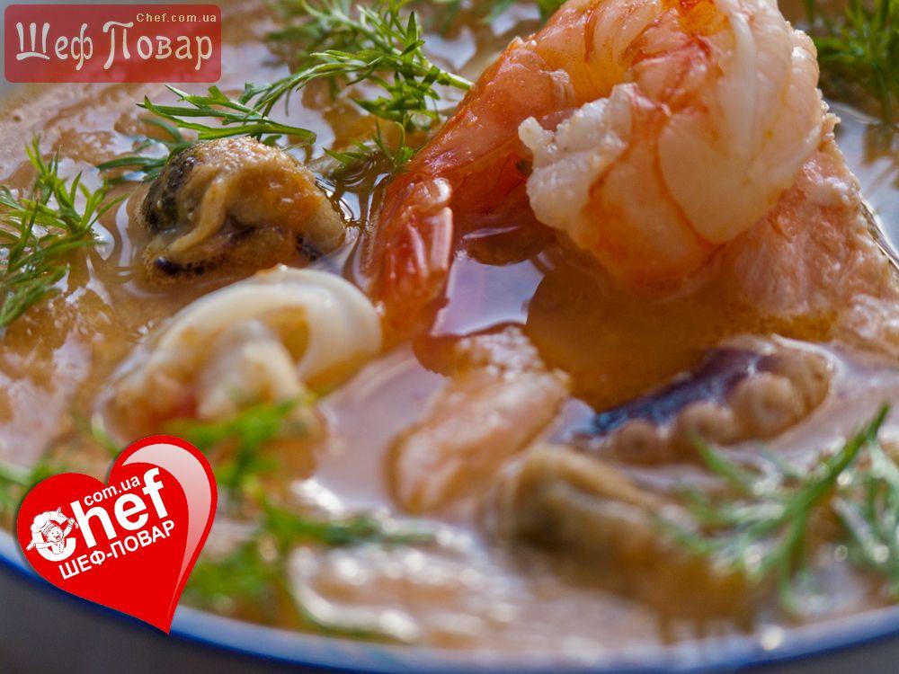 Буйябес или Любовный суп