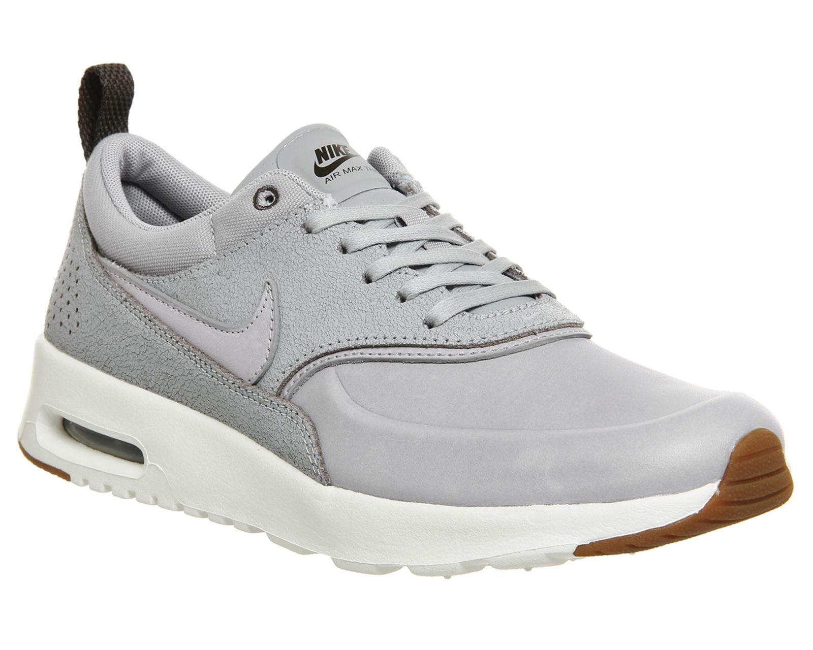 Nike Air Max Thea Wolf Grey Sail Gum Prm | Shoes | Nike air