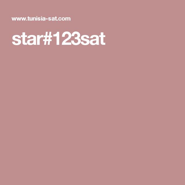 star#123sat | StarSat | Spoken arabic