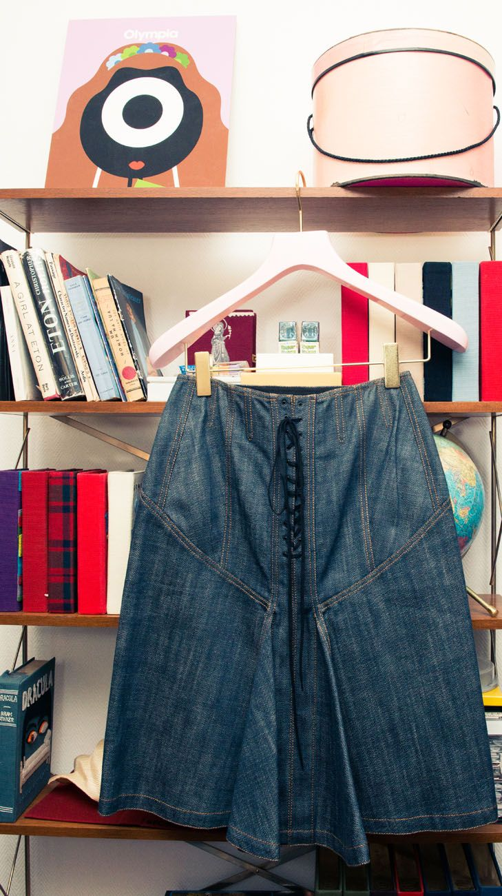 Olympia Le-Tan - The Coveteur