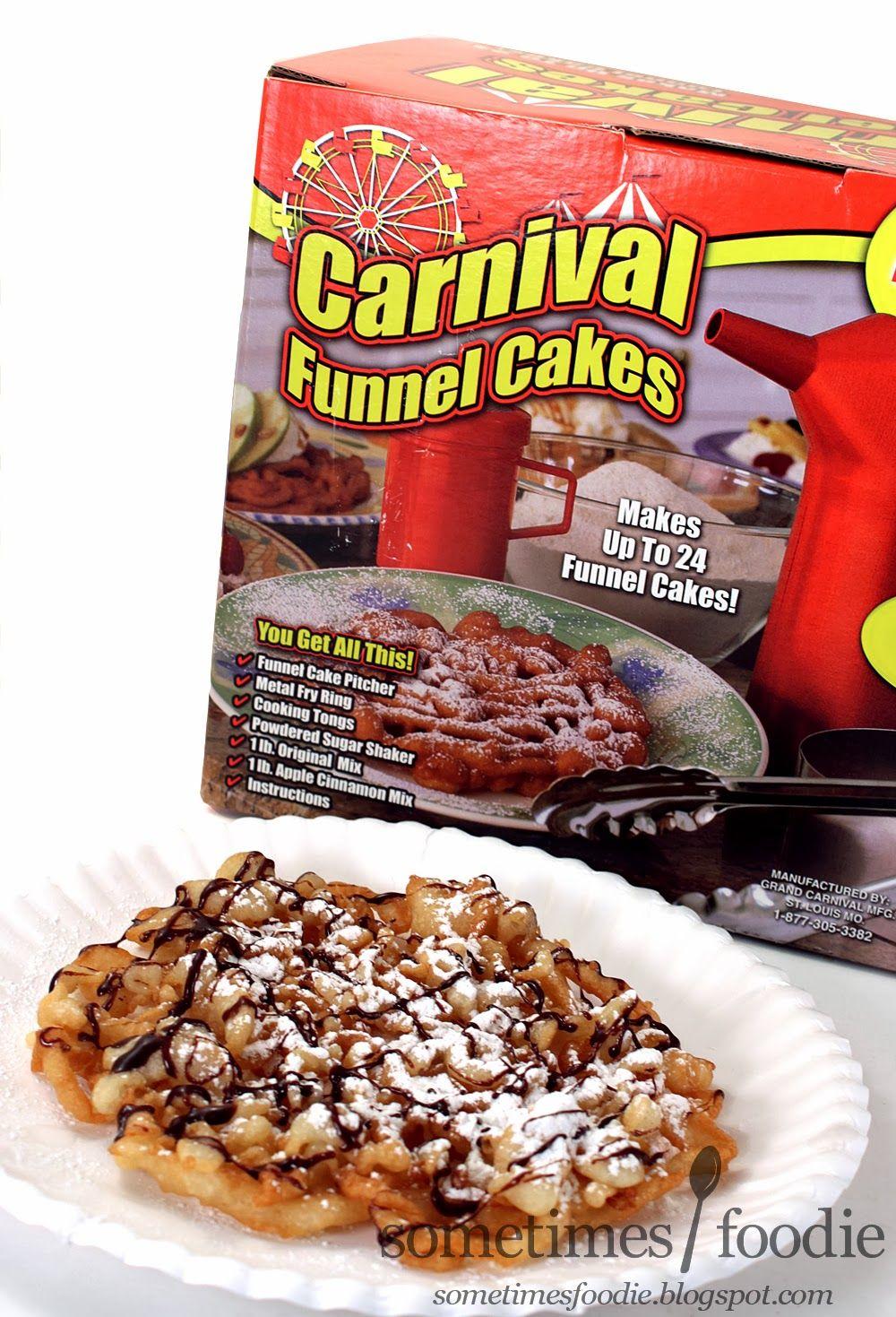 Funnel cake kit home goods moorestown nj funnel cake