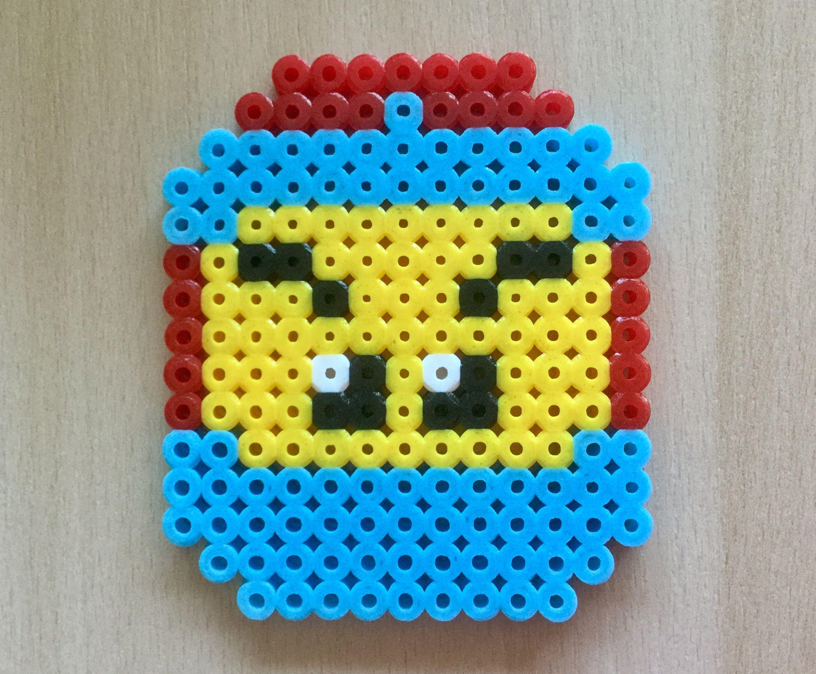 Perler Lego Ninjago Mia Bügelperlen Bügelperlen