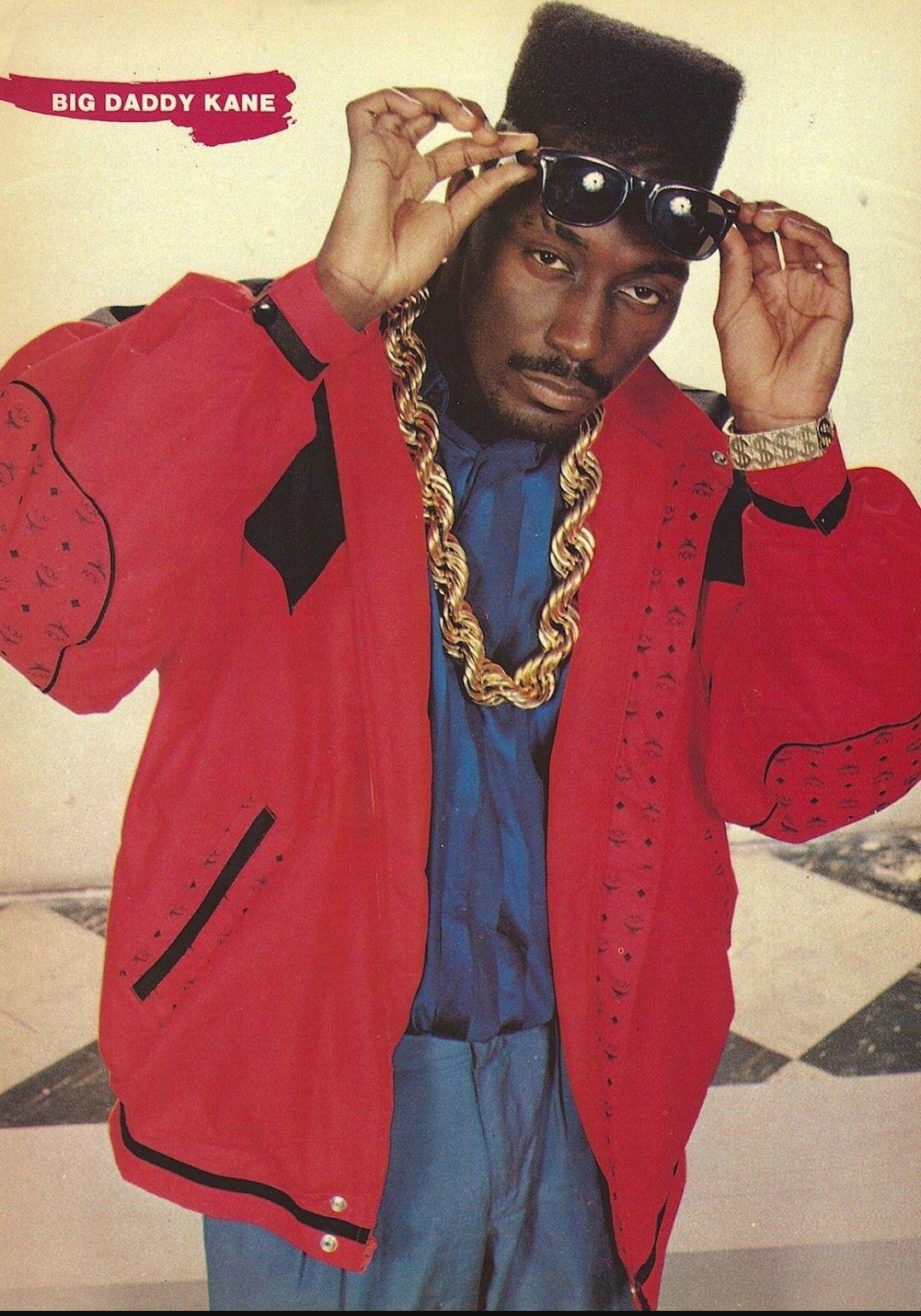 Big daddy kane big daddy kane history of hip hop