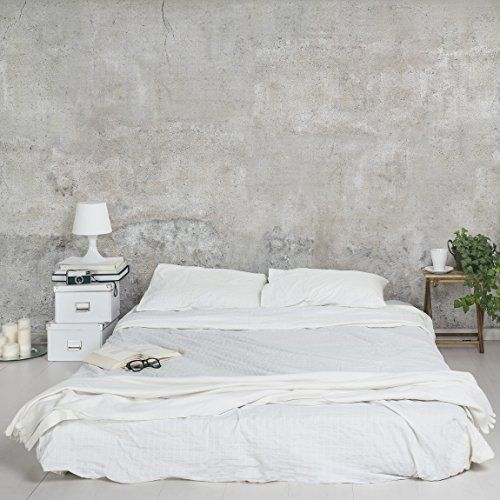 Industrial Style Bedroom, Wall